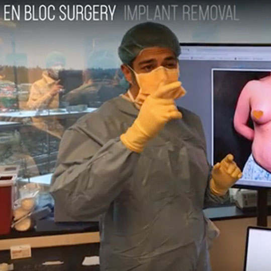 En Bloc Surgery | Breast Implant Removal | Real Dr. Seattle
