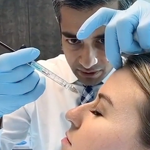 Non-Surgical Rhinoplasty Seattle